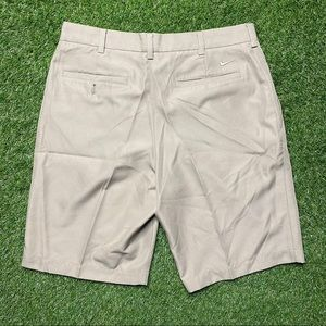 Nike Golf Shorts Khaki